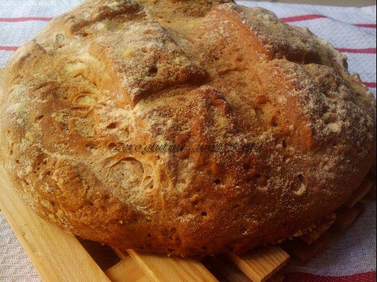 Pane di grano saraceno senza glutine   zero glutine...100% Bontà