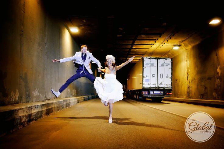 Wedding photo idea. Идея для свадебной фотосессии. Тоннель.Tunnel
