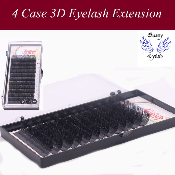 B/C/D Curl 3d Handmade  Eyelash Extension ,Individual Soft Eyelash Extension for Building ,Wimper Extension with Free Shipping