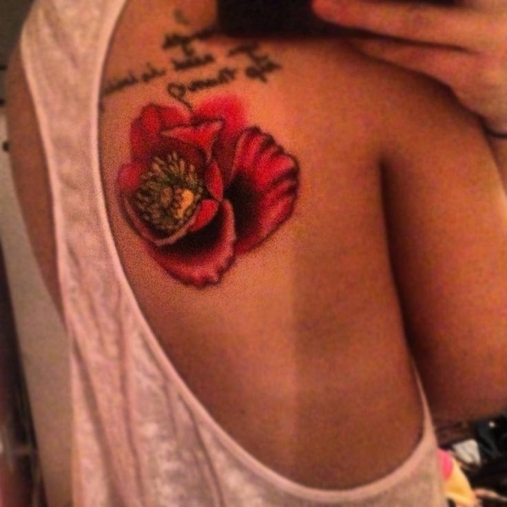 poppy tattoo august birth flower tattoo ideas pinterest poppies tattoo august birth. Black Bedroom Furniture Sets. Home Design Ideas