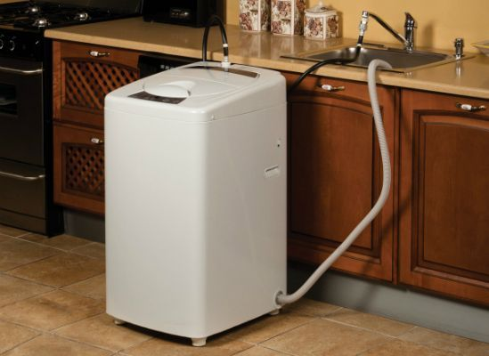 Beautiful Portable Washer Dryer For Apartments Images - Bikemag.us ...