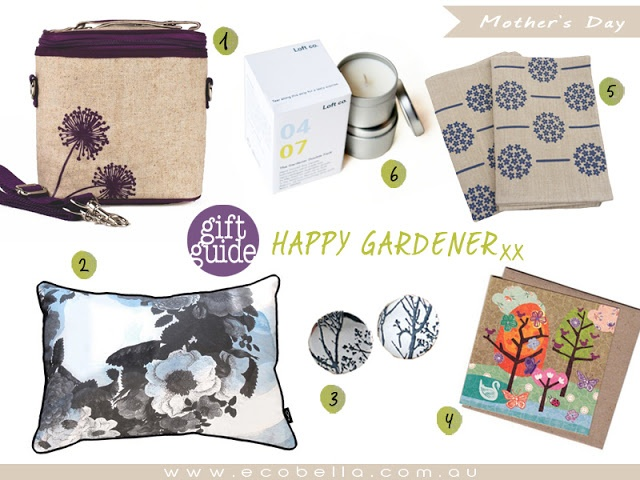 mother's day - happy gardener gift idea - ecobella.com.au