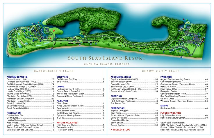 South Seas Island Resort Plantation Bay Villas