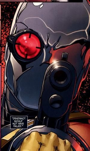 Deadshot Joins Deathstroke And China White As Villains On CW's ARROW