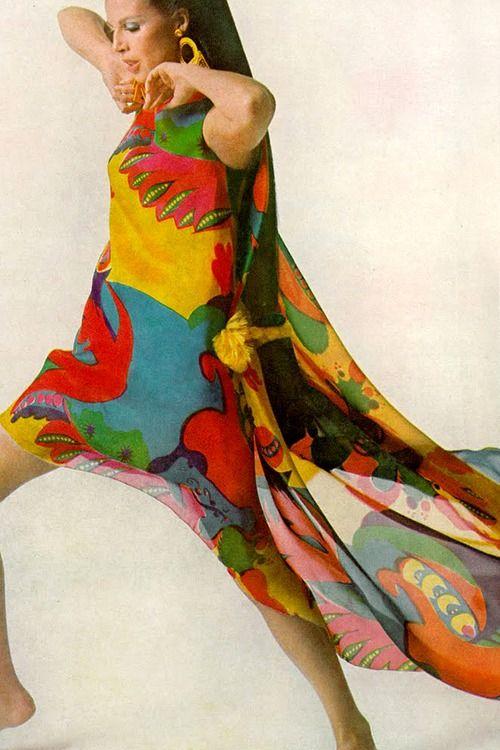 Photo by Bert Stern, 1967.