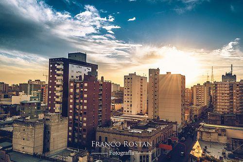 Bahia Blanca. My hometown in Argentina.