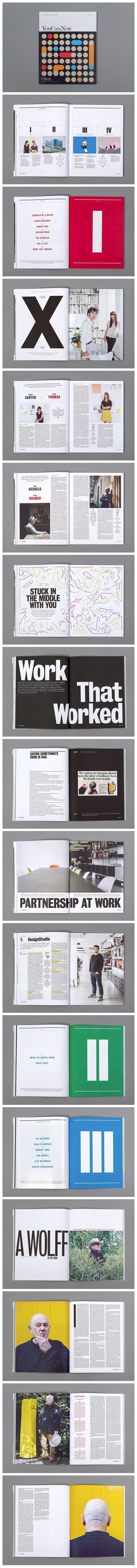 YouCanNow Magazine Issue Four Alex Hunting http://alexhunting.co.uk/#NEW-YouCanNow-Issue-Four