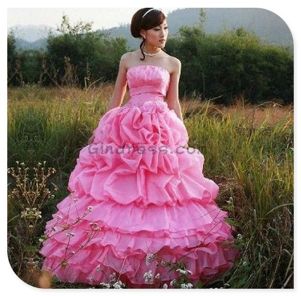 Hideous Wedding Gowns: 15 Best Ugly Wedding Dresses Images On Pinterest