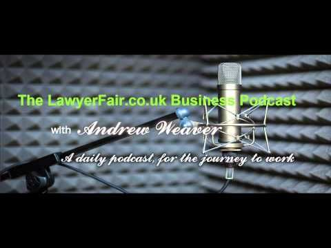 Daily Podcast #41: A Content Marketing High, Legal Tech & Lawyers, Mystery Shopper Exposed - LawyerFair: Find The Best Lawyers for Your Business! We compare lawyers & costs. You save time & money.