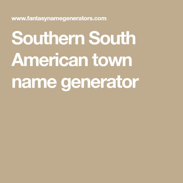 Die besten 25+ Ortsnamen generator Ideen auf Pinterest Fantasy - k chenger te namen bilder