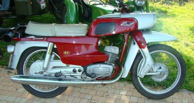 Polish motorcycle SHL Gazela
