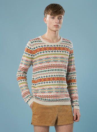 85 best Fairisle pattern images on Pinterest   Norwegian knitting ...