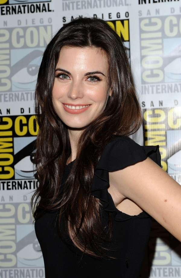 Meghan Ory - loved her in Once Upon A Time, The Memory Book, and now Chesapeake Shores. She's beautiful.