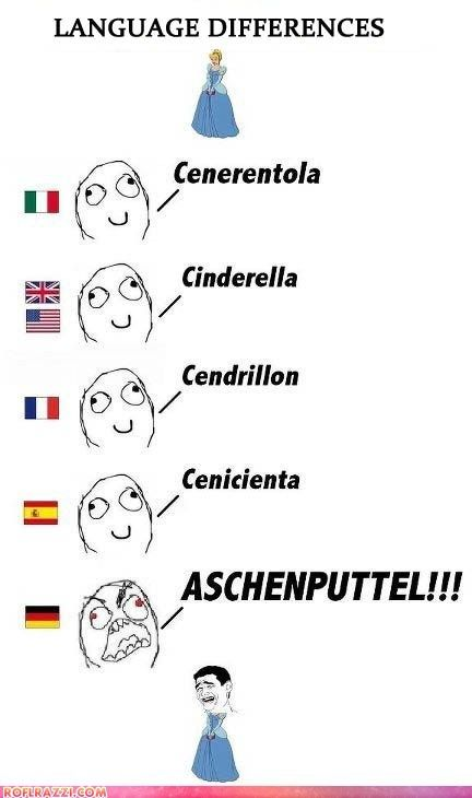 German. Every time.