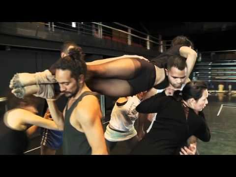 Bangarra Indigenous Dance Theatre from Australia