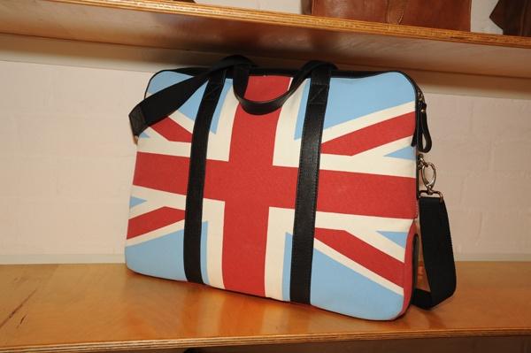 Hide All Union Jack bag