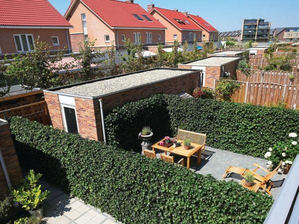 sichtschutz f r terrasse lebendige gr ne wand sch tzt ihre privatsph re balkonm bel. Black Bedroom Furniture Sets. Home Design Ideas