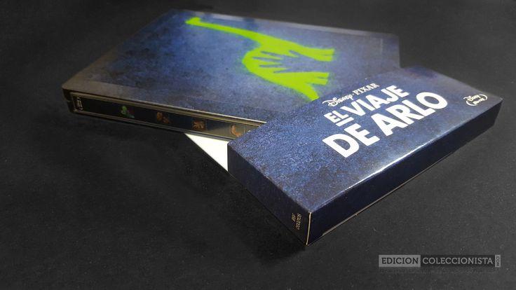 Os dejamos nuestro unboxing de la edición metálica de #ElViajeDeArlo