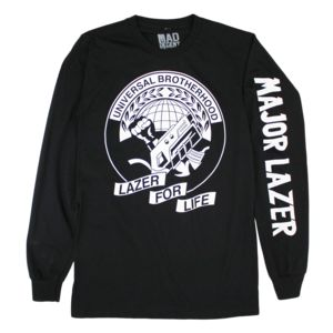 Clothing | Major Lazer | Online Store, Apparel, Merchandise & More