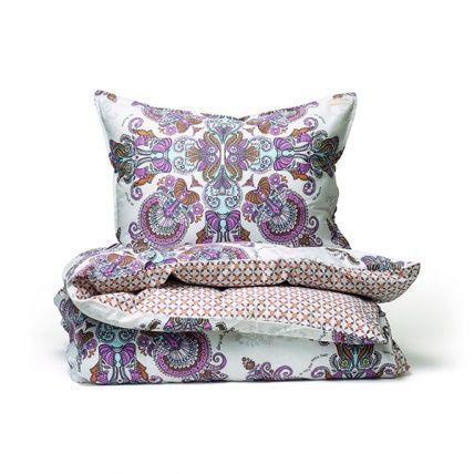 Everyday sängkläder Multi vit Påslakan - Odd Molly - Dennys Home