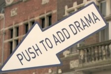 Push to Add Drama via BeInspired.gr