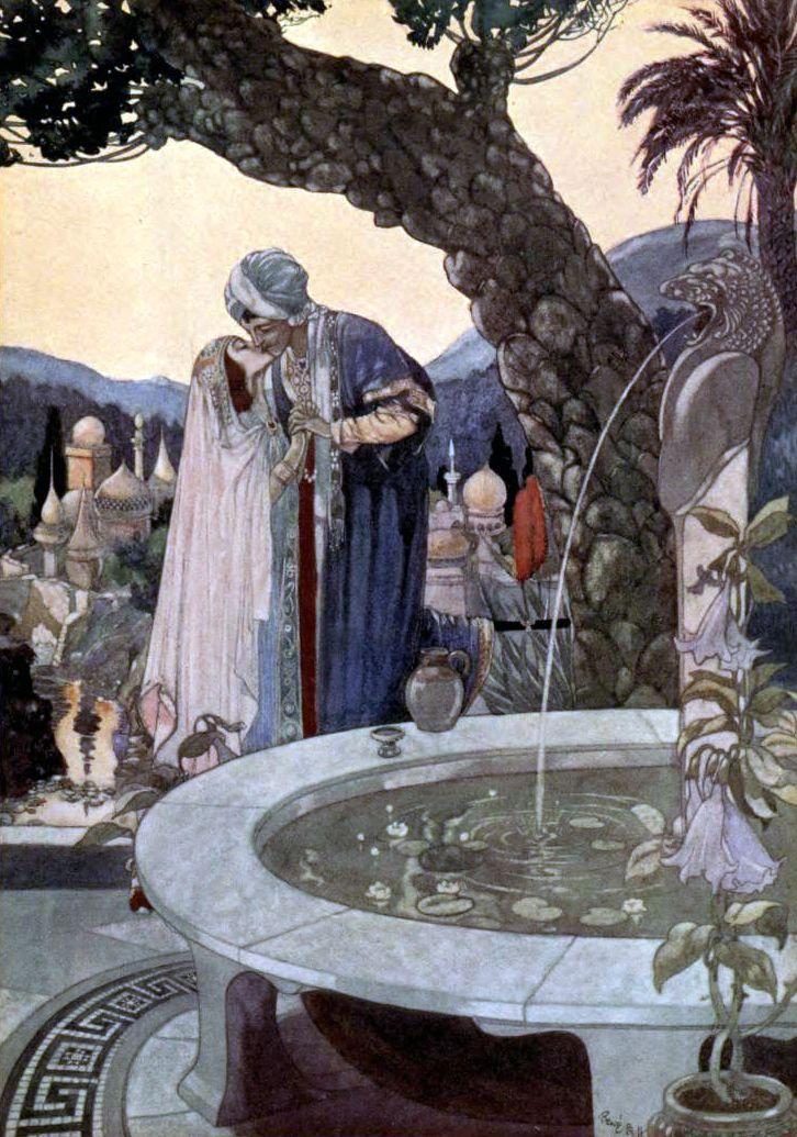 fairytale übersetzung