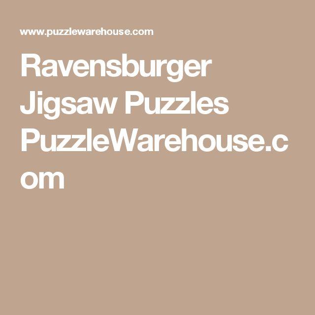 Ravensburger Jigsaw Puzzles PuzzleWarehouse.com
