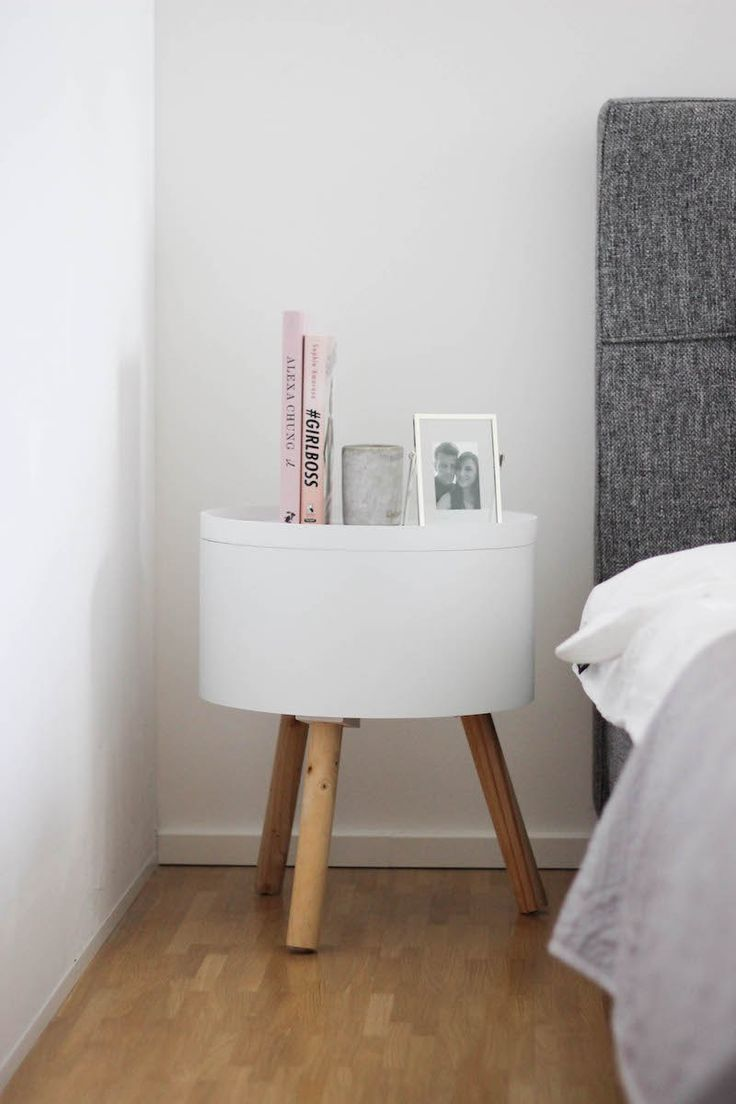 Schön Schlafzimmer Interior Design Nachttisch