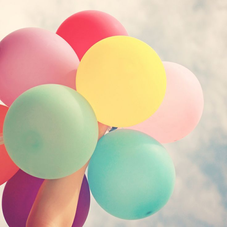 There can't be a #perfectparty without #balloons!