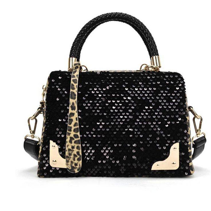 $8.89 (Buy here: https://alitems.com/g/1e8d114494ebda23ff8b16525dc3e8/?i=5&ulp=https%3A%2F%2Fwww.aliexpress.com%2Fitem%2FJasmine-Women-Sequin-Leopard-Messenger-Cross-Shoulder-Bag-Handbag-HandBag-Nov21%2F32771747527.html ) Jasmine Women Sequin Leopard Messenger Cross Shoulder Bag Handbag HandBag Nov21  for just $8.89