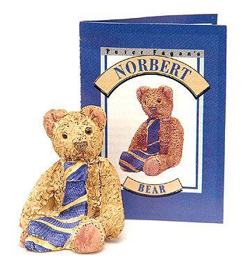 Colourbox Miniatures By Peter Fagan Norbert Bear TC523