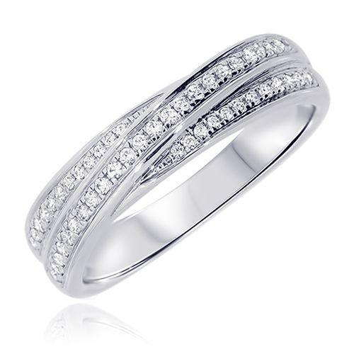L'alliance Melie est en or blanc et diamants. Elle associe 3 anneaux diamants pour ne former qu'une seule alliance. Découvrez la sur notre site Internet: http://www.zeina-alliances.com/alliance-originale-et-parsemee/926-melie.html