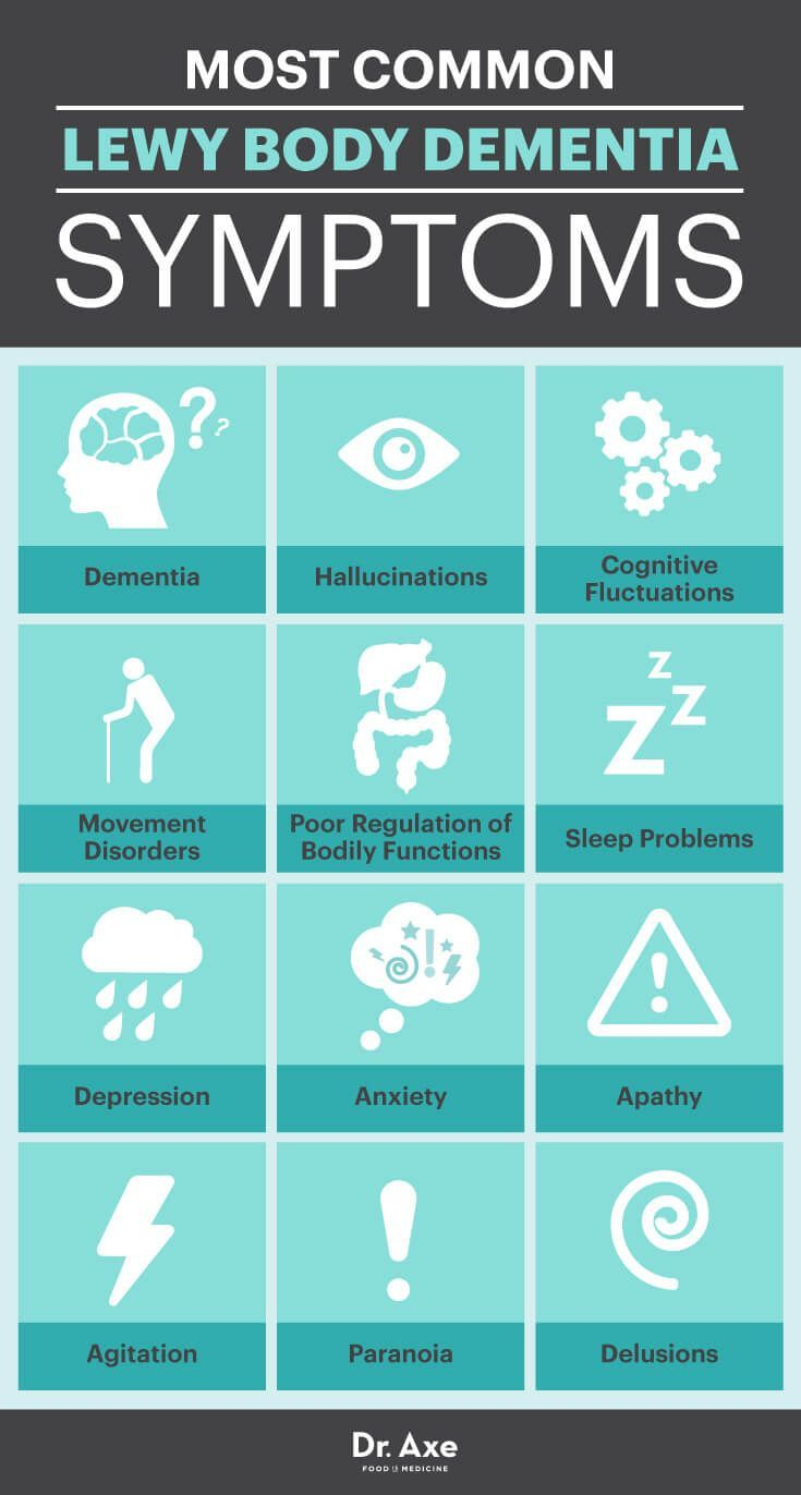 Lewy Body Dementia: The Cognitive Disorder You May Not Know About - Dr. Axe