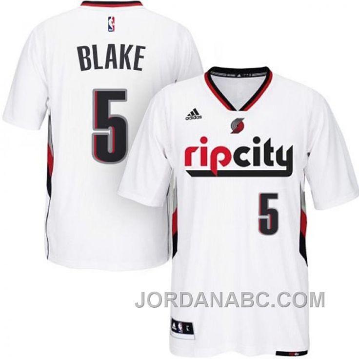 http://www.jordanabc.com/steve-blake-portland-trail-blazers-5-201415-swingman-rip-city-pride-jersey-with-sleeves.html STEVE BLAKE PORTLAND TRAIL BLAZERS #5 2014-15 SWINGMAN RIP CITY PRIDE JERSEY WITH SLEEVES Only $69.00 , Free Shipping!