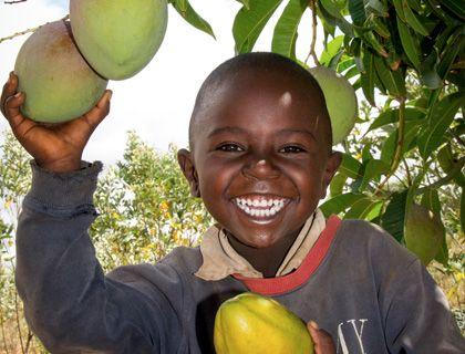World Vision Smiles Gifts: Fruit trees & community garden
