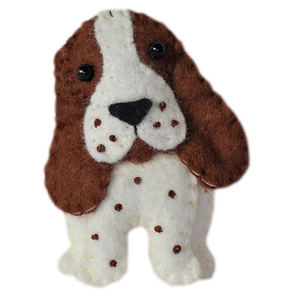 Cute plush Dogs sewing pattern set Two by sewsweetuk on Etsy