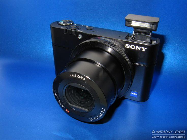 Cap sur le RX-100, le compact expert de Sony !