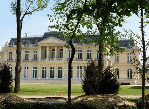 Paris 16e le château de la Muette