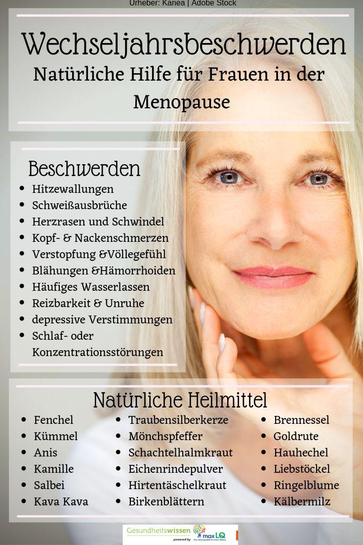 Pin von Elisabeth Schweighofer auf Gesundheit - Wechseljahre