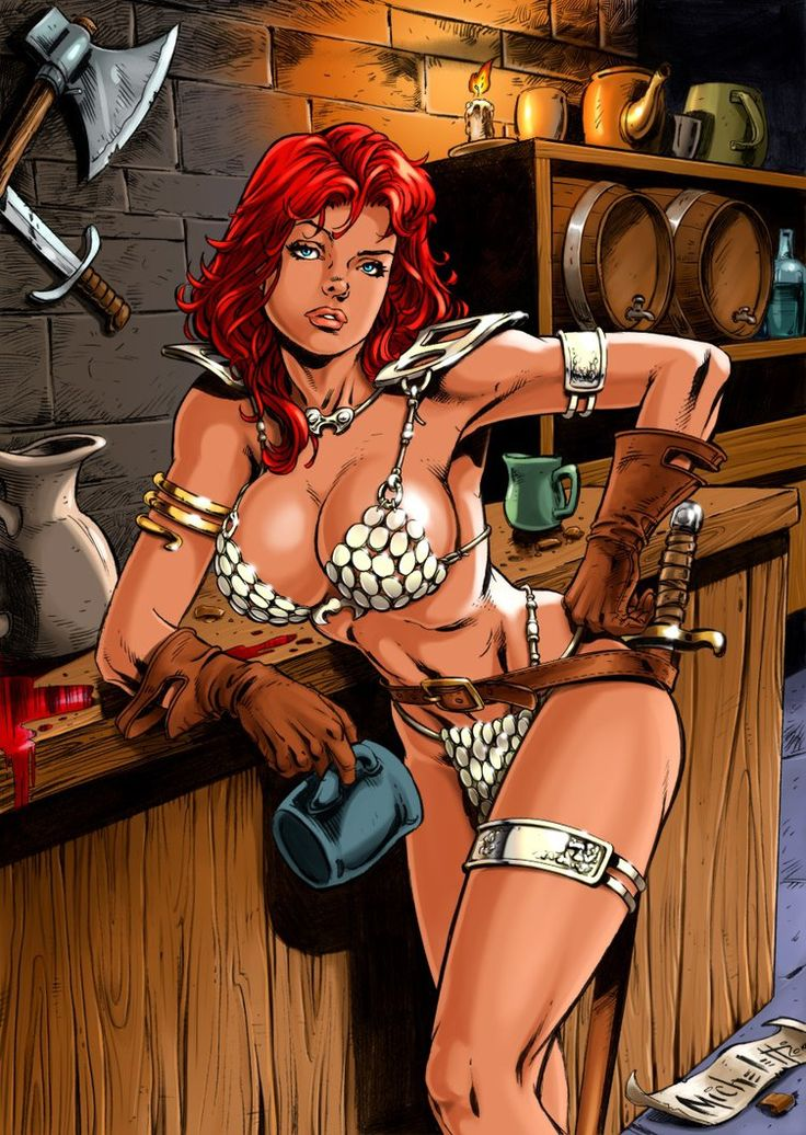 Who is the most sexualised superhero of all time