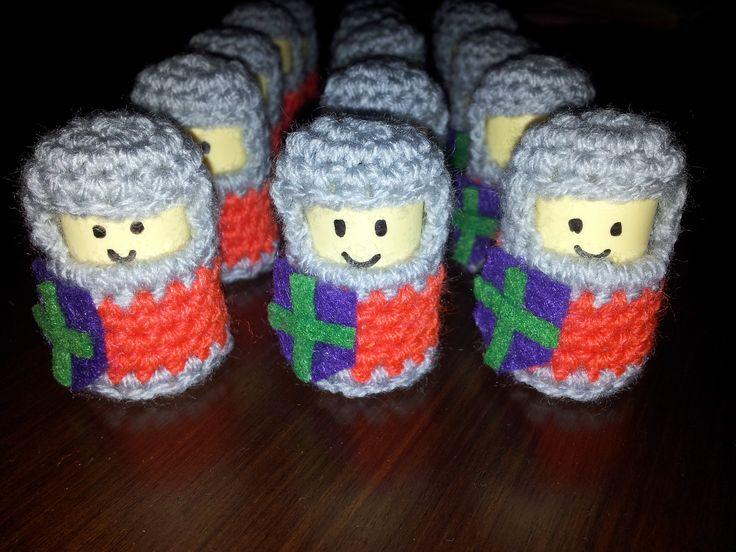 crochet army...