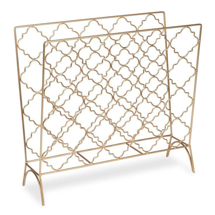 17 best ideas about magazine holders on pinterest. Black Bedroom Furniture Sets. Home Design Ideas
