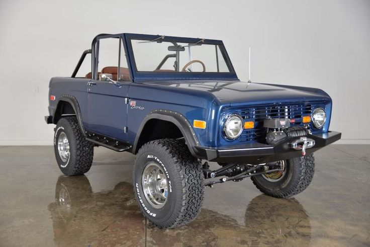 These Custom Classic Ford Broncos Are Absoltuely Insane | Airows