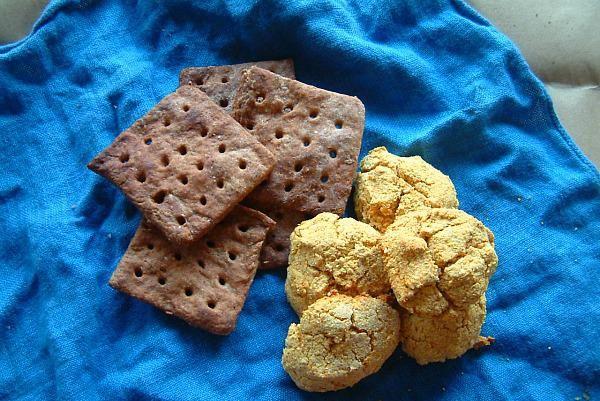 Civil War recipes: Hardtack crackers and Confederate Johnny cake - CSMonitor.com