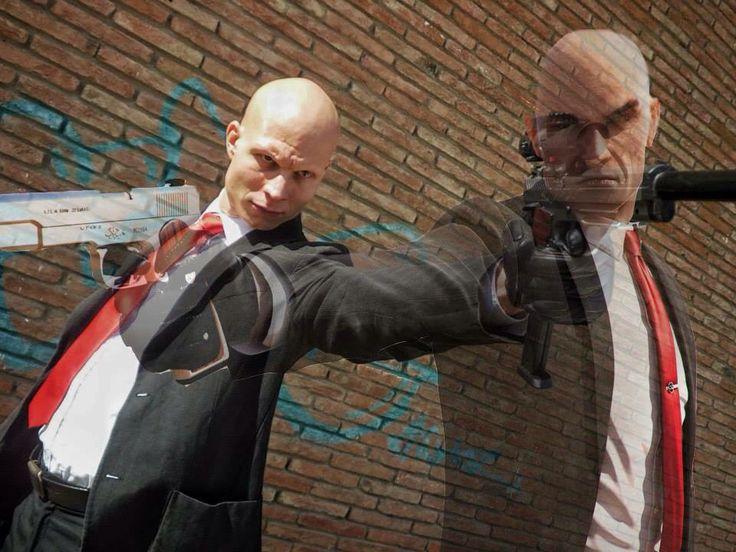 Hitman-Agent 47