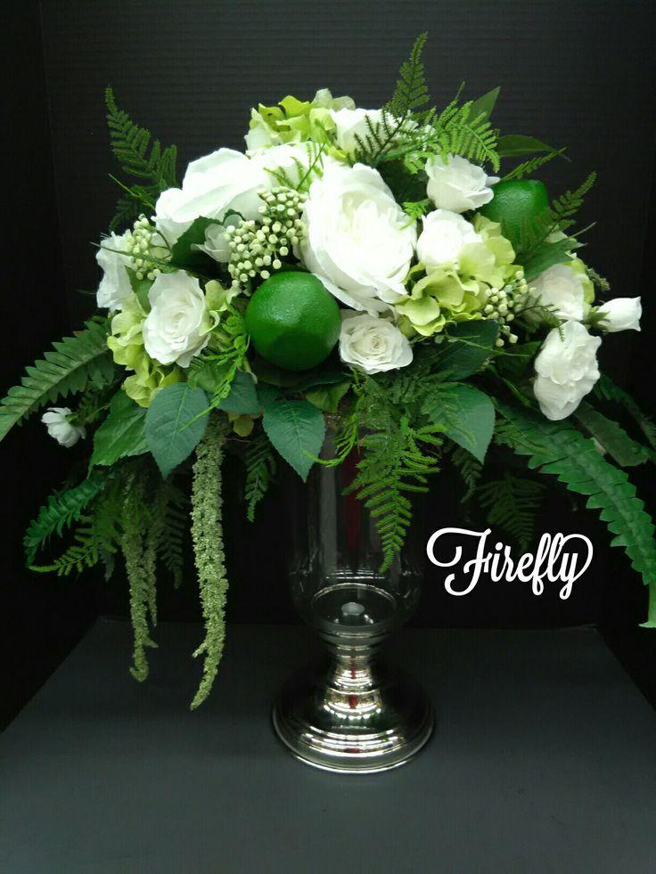 17 Best Ideas About White Floral Arrangements On Pinterest White Flower Arrangements Wedding