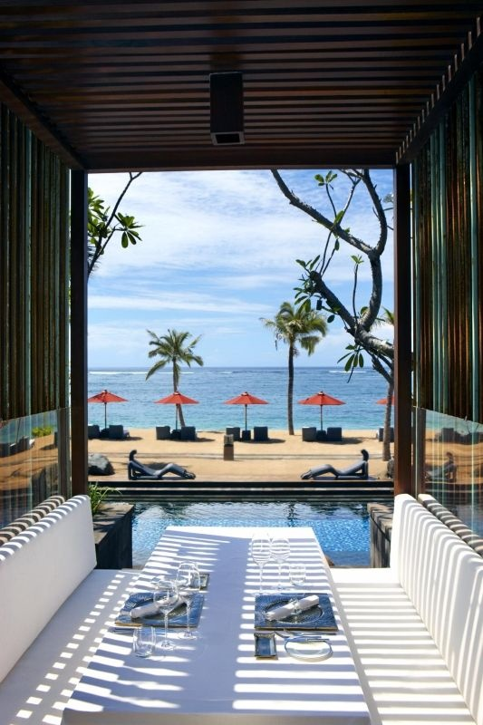 The St. Regis Bali Resort. CAN U SAY AHHH...