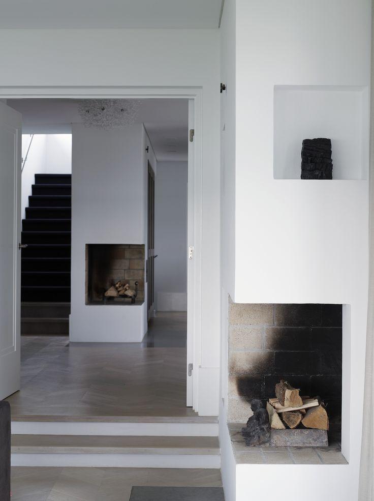 Piet Boon Styling by Karin Meyn   Open fireplaces