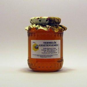 Gesztenyeméz | Sági Méhészet  vértisztító hatású, megakadályozza a trombózis kialakulását