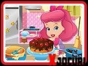 Joc Baby Boo tort de Craciun